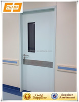ZG0104 door designs stainless steel hospital indoor doors