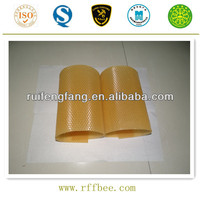 Factory supply beekeeping equipment bee wax foundation sheet of best quality and cheap