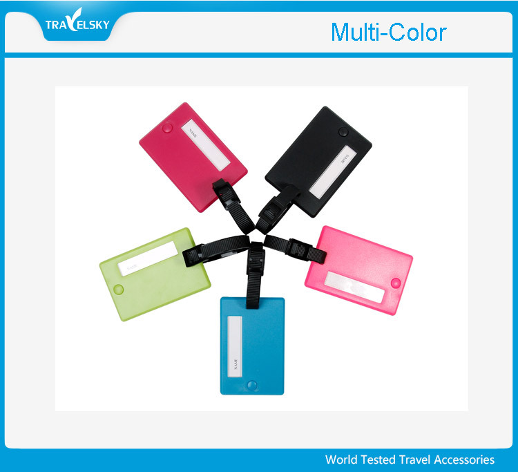 Wholesale Hard Plastic Luggage Tag