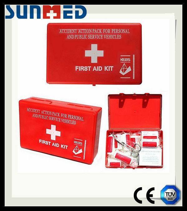 Lowest price DIN 13164 first aid car kit