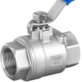 Stainless Steel NPT Laki-laki Threaded Ball Valve