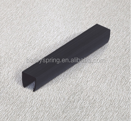 shower door seal strip black color protected B019-1rubber auto door sealing strip