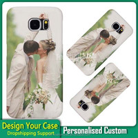 2015 Good Price Cell Phone Housing 3D Sublimation Custom Cell Phone Case for Samsung S6 Edge