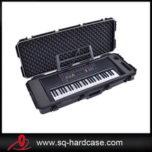 SQ4002 plastic musical instrument case waterproof case plastic hard case