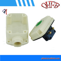 1 Step ABS Plastic Electrical power control switch