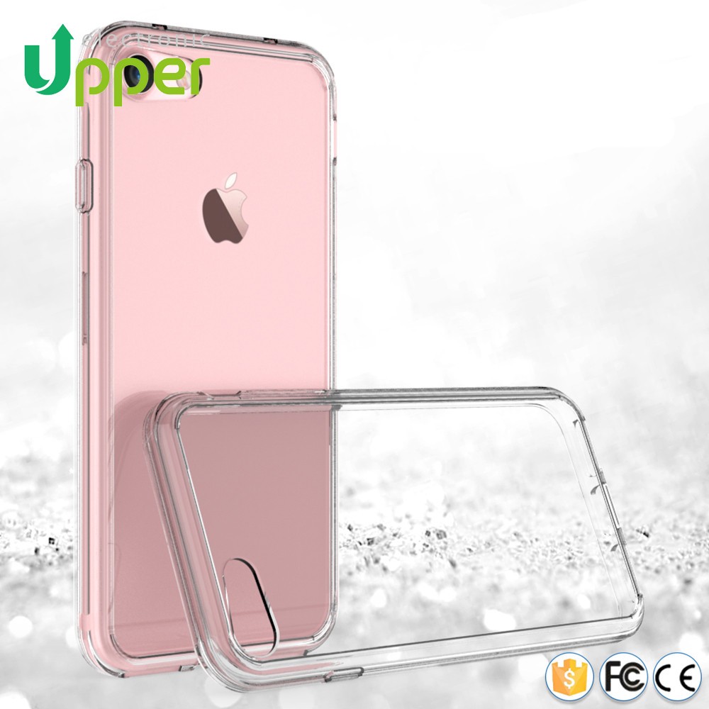 For iphone 6 case transparent,mobile cover blank 0.35mm transparent tpu cell phone clear case for iphone 6