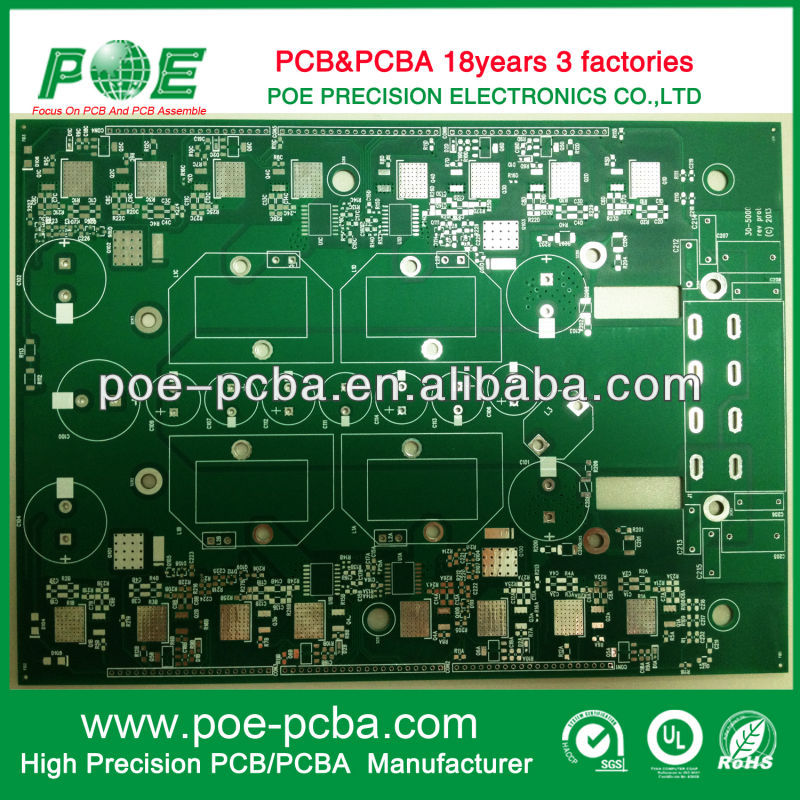 4 Layer Mobile Charger PCB China
