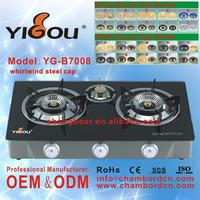 YG-B7008 gas stove with bakery oven gas stove 3 burner qatar market