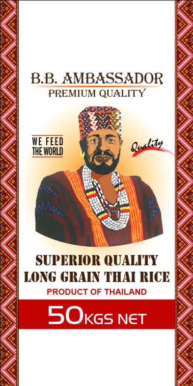 Thai Parboiled Long Grain Rice 100% Sortex Superior Quality
