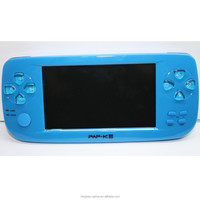 "4.3"" Handheld Game Player Portable Video Game Console MP5 3D Games PAP-KIII CE CERTIFICATE"