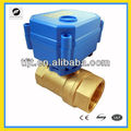 TF CWX series solar hot water mini solenoid ball valve electric control for water treatment system