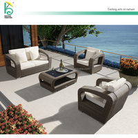 sectional sofa outdoor furniture wicker patio setting
