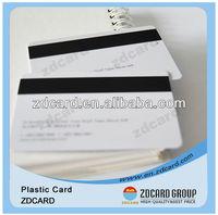Premium Plastic PVC Business Cards
