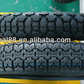 Qingdao motorcycle tire whole sale in Venezuela (Own factory)