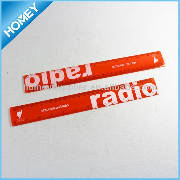 Cute rulers ideal for promotion