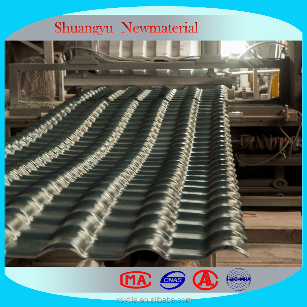 Insulated Plastic Roofing Sheet Tile
