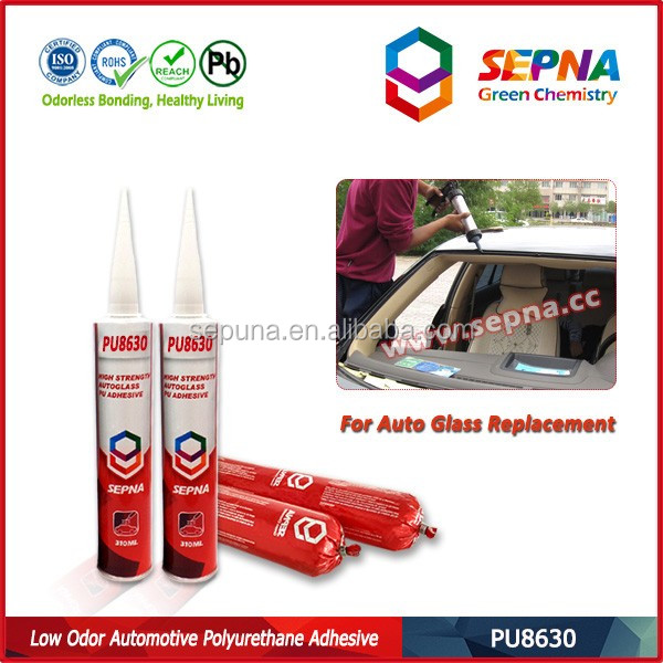 FACTORY PRICE PU8630 High Performance Cold Resistance Windshield Structural PU Sealant