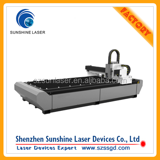 China Cheap Sheet Metal Laser Cutting Machine Price CNC Laser Cutter