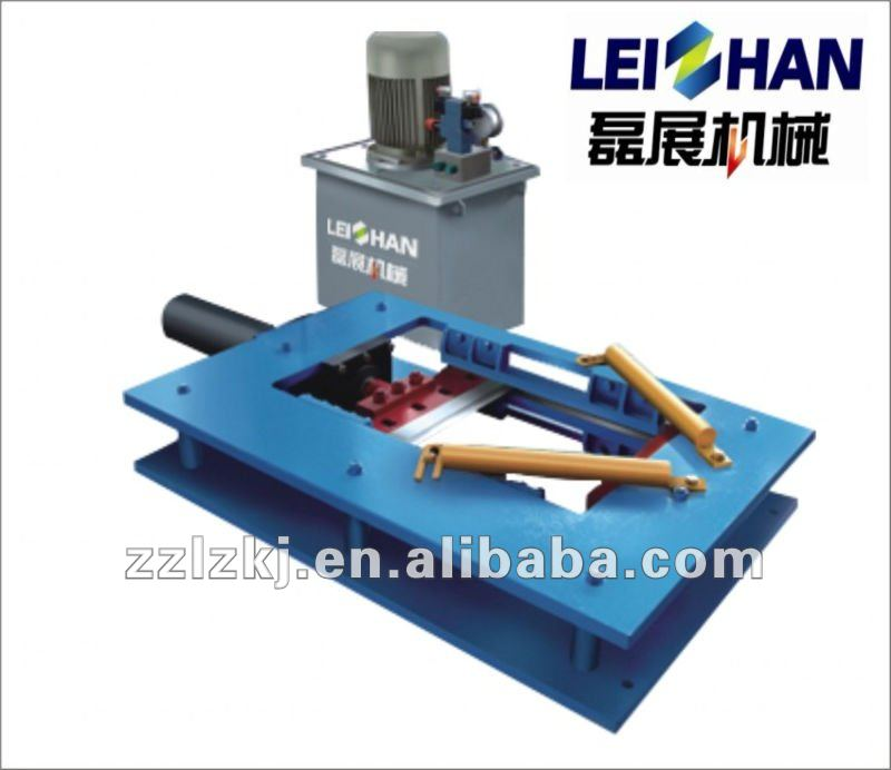 Industrial paper pulp machinery rope cutter