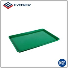 Customized high quality serving plastic tray for restaurant