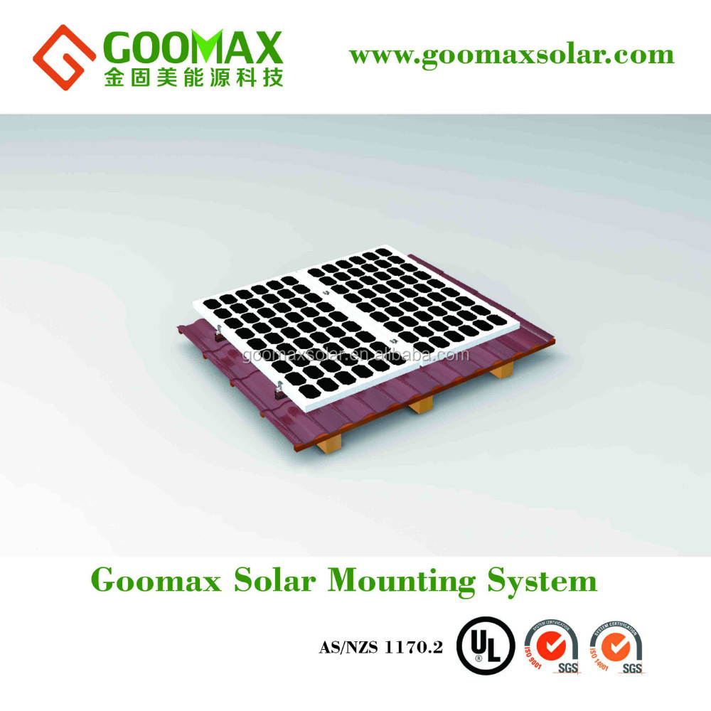 Pv Mounting System
