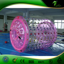 Colorful Giant Inflatable Water Rolling Ball / Water Bubble Rolling For Sale