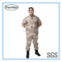 China cheap durable acu/bdu military uniform