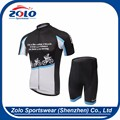 OEM orders acceptable dye sublimation cycling race jersey