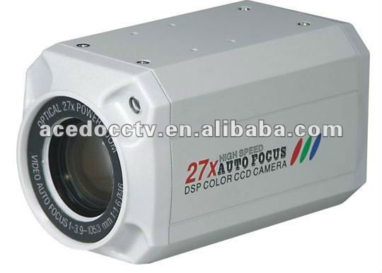 27x zooms HD CCTV integrated zoom camera