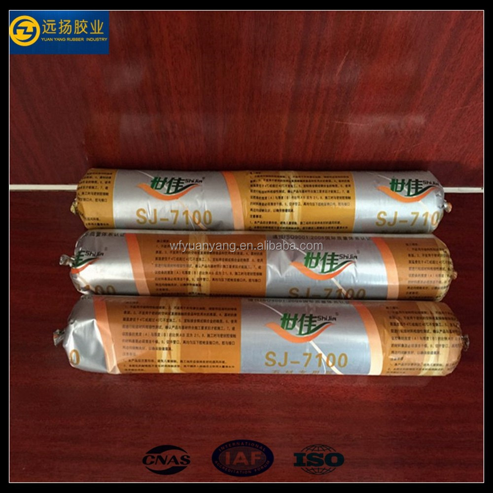 Single Part Rtv Stone Silicone Sealant For Stone Joint