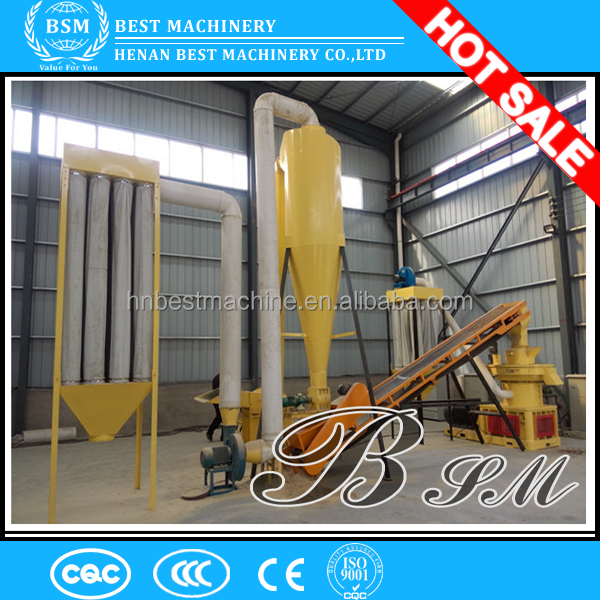 Pet animal feed pellet mill/wood pellet process machine with high quality