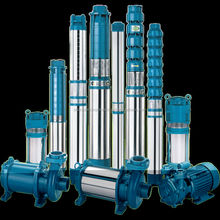 0.5HP SINGLE PHASE SUBMERSIBLE PUMP