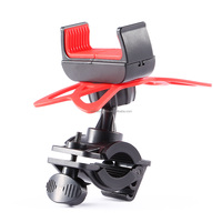 New fashion in USA bicycle handlebar phone holder with strong silicone band