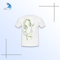 Promotional new design custom 3d woman t shirt with wholesale price