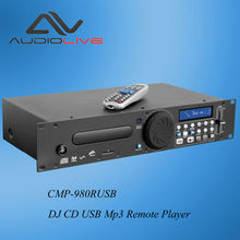 cd player with DJ Mixer/ USB portable cd player China Produce MSD-5