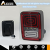 For jeep jk 18w led tail lights offroad part accessories led brake tail light 12V