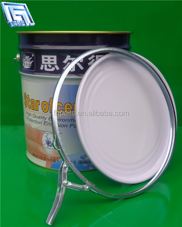strong toughness color barrel for chemical/paint usage