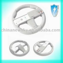 multi-functional steering wheel for Wii controller