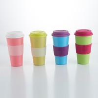Professional durable quality Bamboo powder Tea Cup Charm