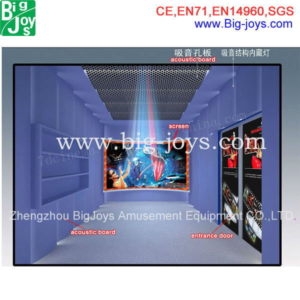 Amazing 5D movies hot sale 5d cinema 5d theater