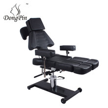 New products hydraulic adjustable tattoo chair with wheels