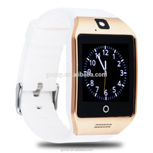 2017 New Q18 GT08 DZ09 Passometer Smart watch with Touch Screen camera TF card