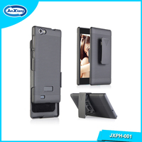Classical design phone cover outdoor case swivel belt clip for Bmobile ax680