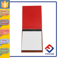 office and school supplies beautiful design memo pad with pen set