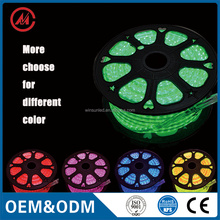 SMD5050/2835 220V 12V Flexible RBG waterproof advertising Decoration Non-waterproof outdoor wireness cuttable Led Strip Light