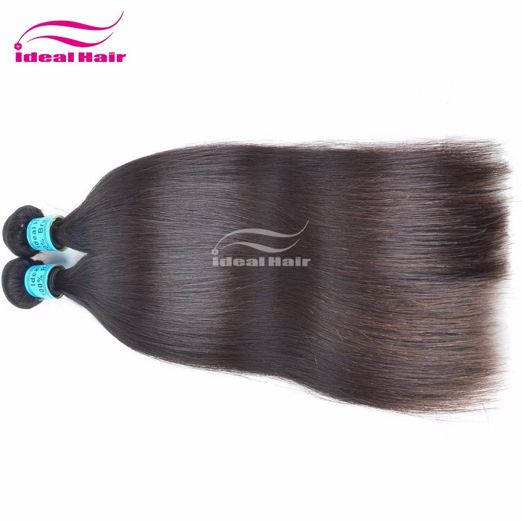 Fast shipping factory 100% pure virgin brazilian hair tracks
