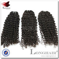 HOT new products cheap cheap curly brazilian virgin hair 3pcs lot