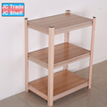 my test Customised Sizes and Layers Home Application Metal Storage Shelf
