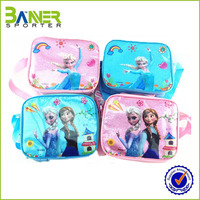 2016 newest Frozen kids lunch cooler bag
