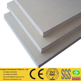 hot sale regulated standard gypsum ceiling board sizes